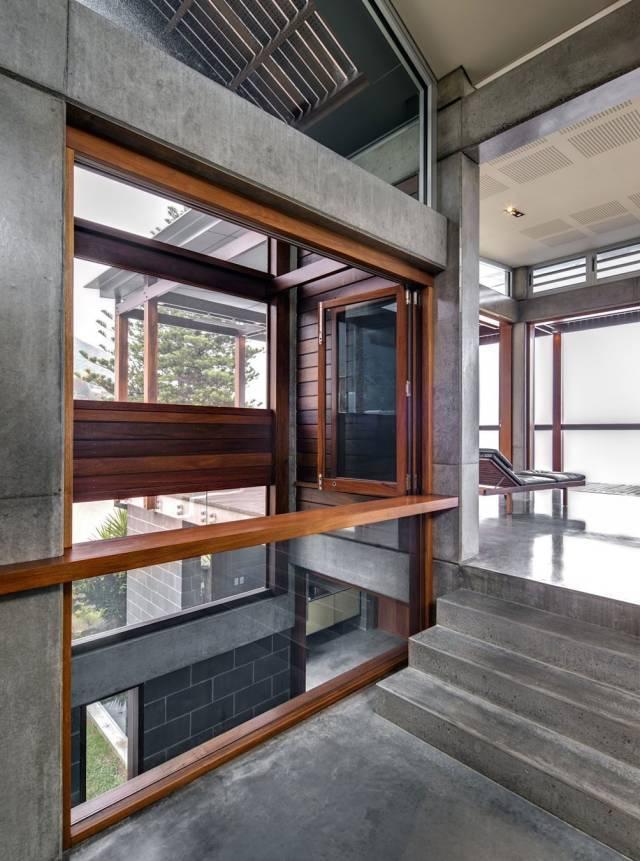 美式室内设计效果图-做旧的装潢装修_17
