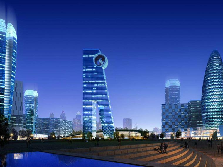 超高层建筑的发展与工程施工(PDF格式,共258页)