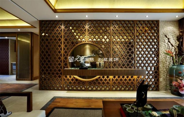 东南亚风格样板间设计上_6
