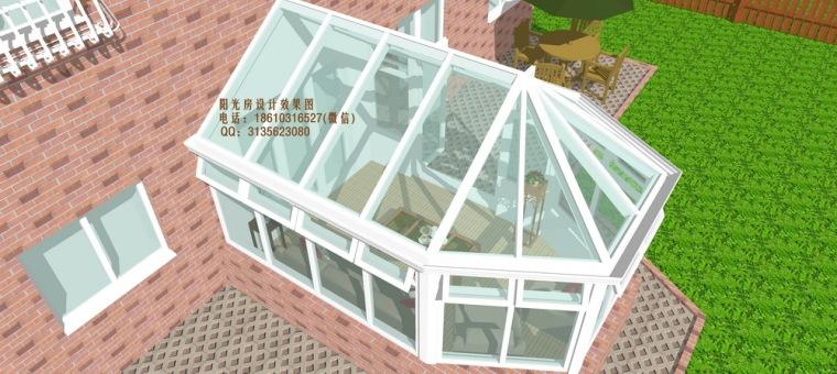维多利亚式阳光房设计re_6