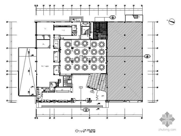 [无锡]某高档大酒店装修施工图