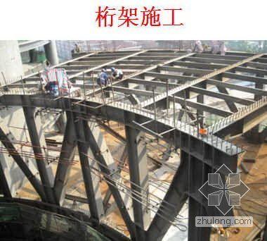 钢结构大连廊液压整体提升方案(ppt)