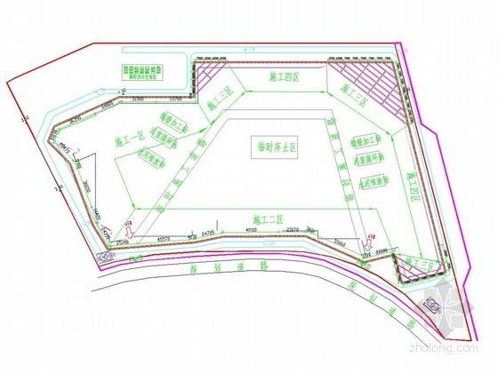 [海南]10米深基坑排桩加内支撑支护施工组织设计