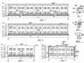 [唐山]钢结构篮球场结构施工图(含建筑图)