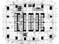 [广东]400米地标性商业酒店办公综合体给排水消防施工图(游泳池 高压水炮 气体灭火)