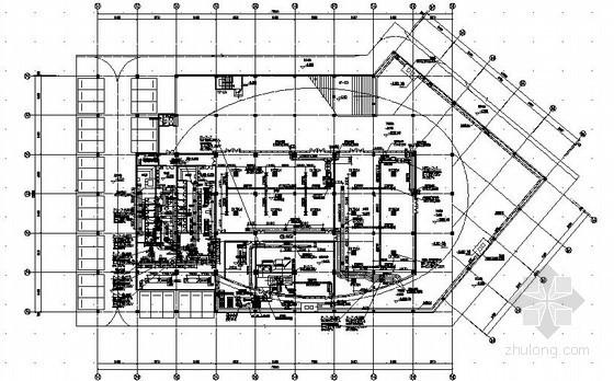 VRV系统设计说明书资料下载-[广东]商住楼(含泳池)空调系统设计施工图