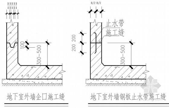 建筑工程地下室混凝土浇筑施工工艺标准