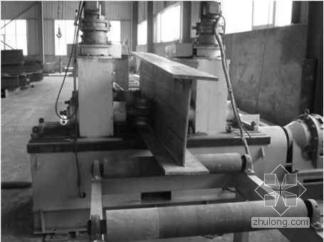 成都某工业厂房钢结构工程施工组织设计(门式刚架 附照片)