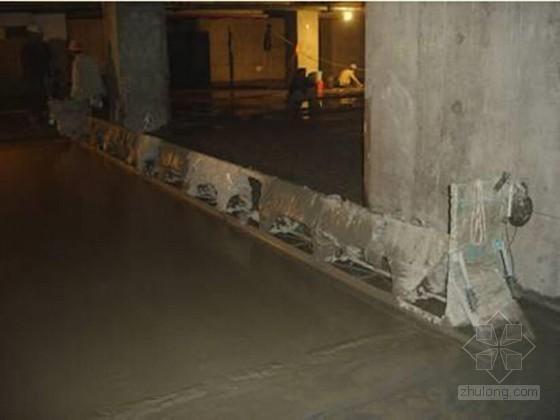 [QC成果]提高地下车库大面积混凝土地面分隔缝施工合格率