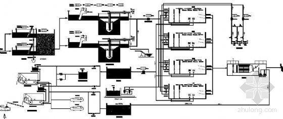 CASS工艺流程图