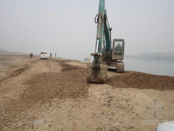 [福建]码头道路一期工程实施性施工组织设计93页(爆破 风化层开挖)