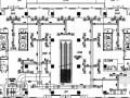 高层商务楼暖通空调及防排烟设计施工图