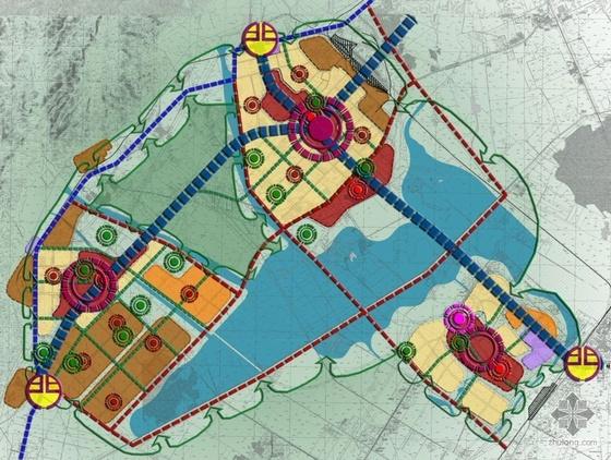 [宁夏]石嘴山城市总体规划(2004-2020)(含说明书)