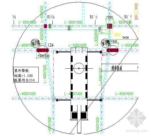 内蒙古某酒店钢结构安装施工方案(有计算)