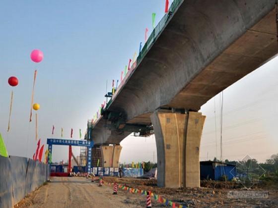 预应力混凝土简支梁桥下部结构设计(2013年)