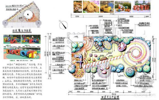 某幼儿园架空层景观设计方案-3