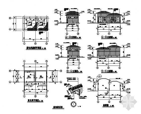配电间详图-4