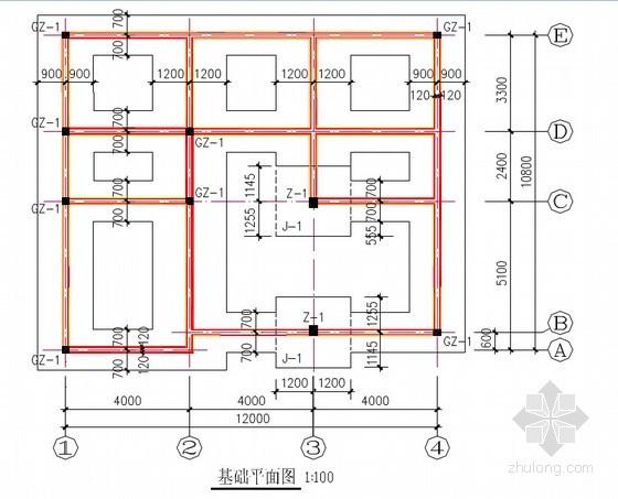 房建工程结构施工图识读讲义(图文并茂)