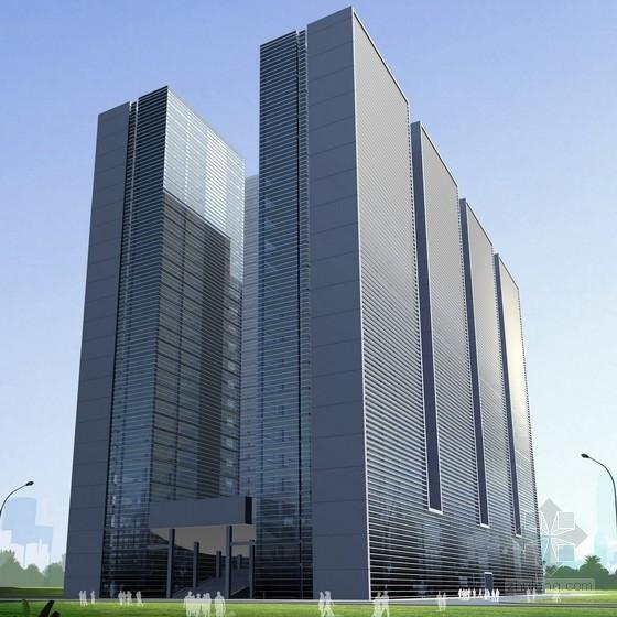[重庆]28层会展中心建筑设计方案文本(含cad 三种设计方案)