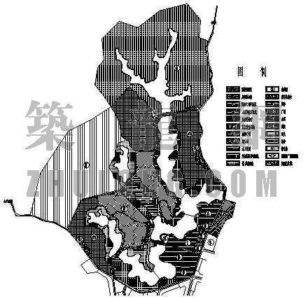 旅游区总体规划图专题 2019年旅游区总体规划图资料下载