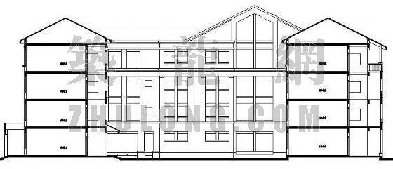 某学校实验楼设计方案