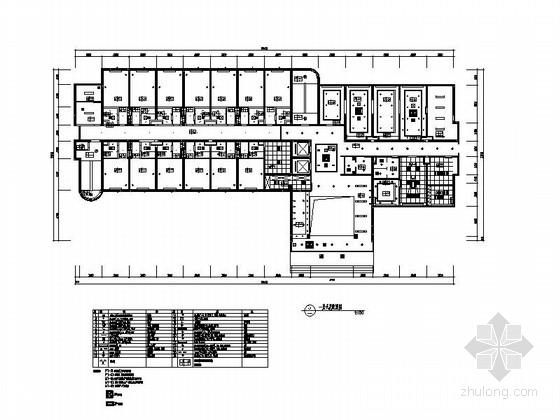 [上海]某全国连锁快捷酒店室内施工图
