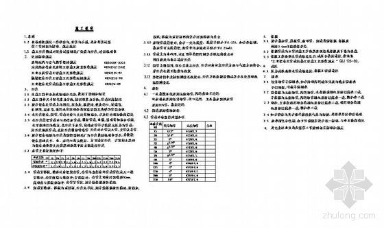 上海某会所游泳池锅炉房全套施工图