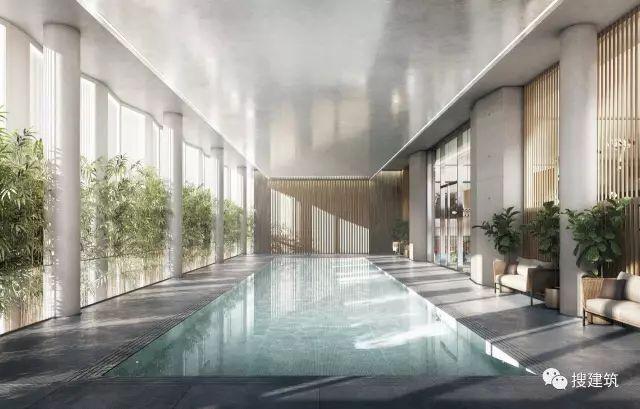 """万科在纽约开发的""""新地标住宅"""",高200米,1000-1600平方英尺的_32"""