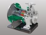 BEINLICH输送泵,氮化钢或球墨铸铁材料输送泵