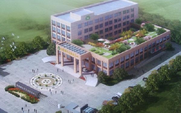 [广州]5层社区卫生服务中心建筑安装工程预算书(含图纸)