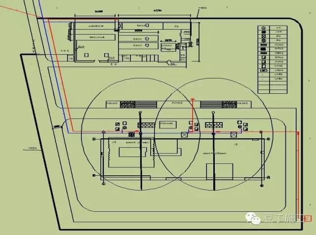 你与总工的差距,只差一张科学合理的施工平面布置图_16