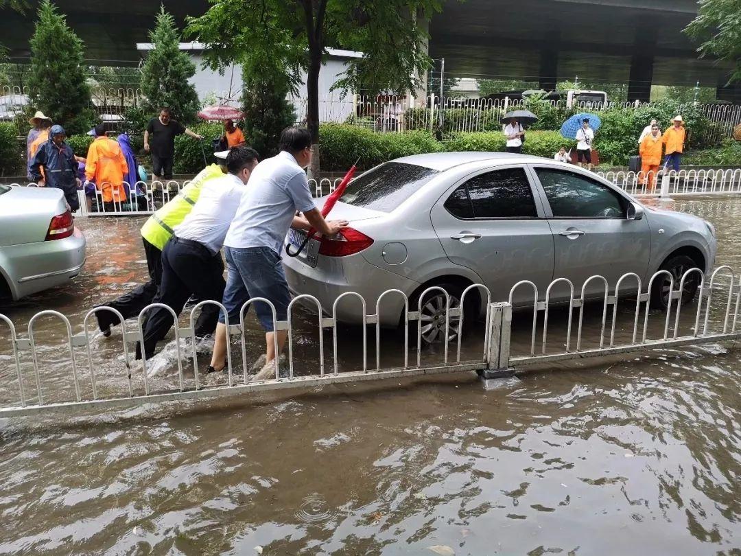 """中国""""唯一不怕水淹""""的青岛,看中国市政排水系统的建设_2"""