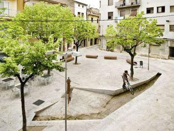 韦德娱乐1946老虎机_西班牙老城公共空间