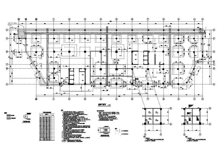 [江苏]地上19层框架剪力墙结构办公楼结构施工图
