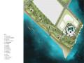 """[海南]""""丝路之塔""""滨水景观概念设计方案"""