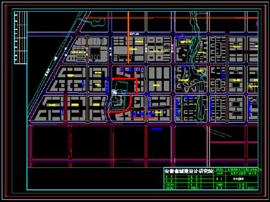 南扩三路南段施工组织设计施工图