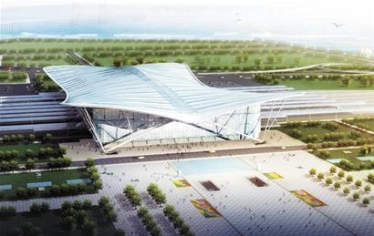 青岛北站结构设计综述