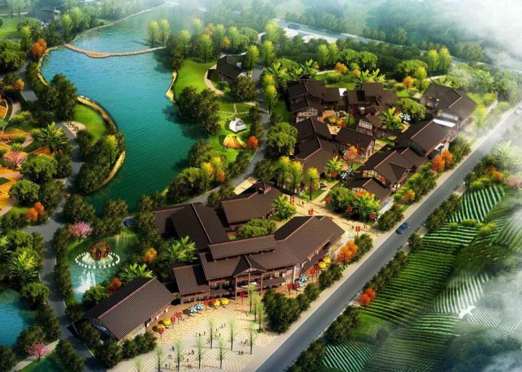 [四川]某镇泉水村村庄规划景观方案设计文本PPT(126页)_2