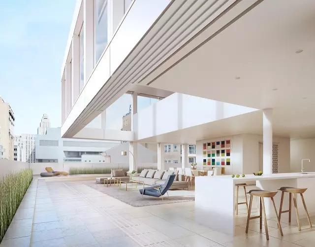 看建筑大师如何玩转室内设计!