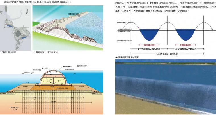新中式风格钦州三娘湾旅游度假区旅游总体规划(图文混排的说明书