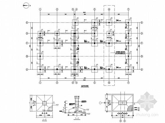 水油相制备工房结构施工图