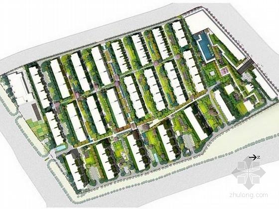 [南京]山居文化高品质家园社区设计方案