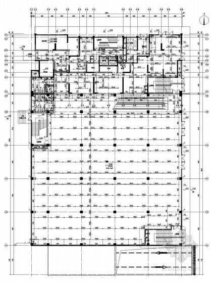 [安徽]商住小区建筑给排水施工全套图纸(太阳能热水系统)
