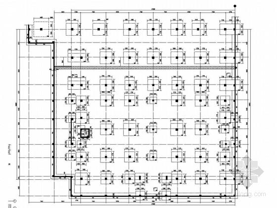 [四川]地上三层框架结构办公楼结构施工图