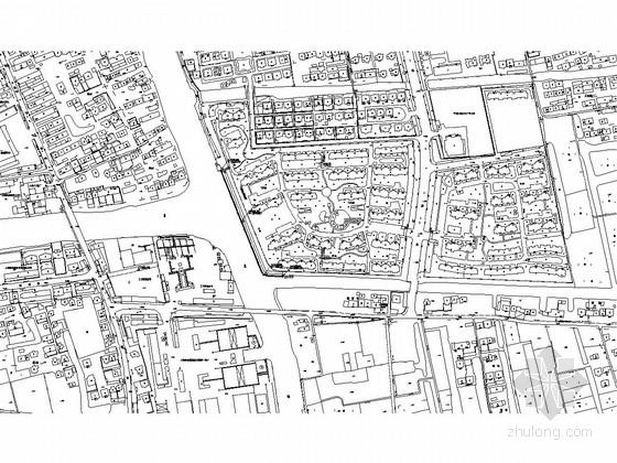 [上海]港口码头河道护岸整治工程施工图