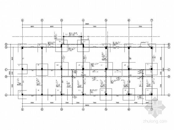 [湖南]泵站增容改造工程副厂房施工图