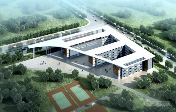 框架结构研究院工程高大模架及脚手架施工方案