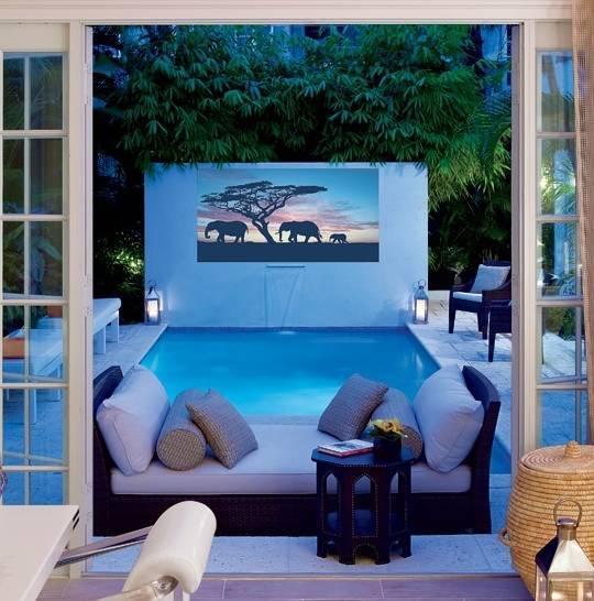 如果你家有个院子,请一定不要错过这些美出天外的设计_11