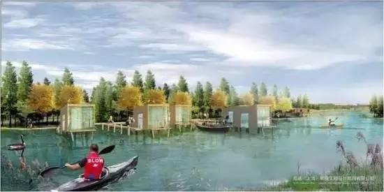 """上海又出大事啦!浦东新区将建成""""后花园""""_8"""