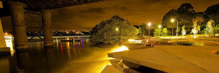 澳大利亚John桥下开放空间_9